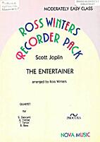 Scott Joplin, The Entertainer by Ross…