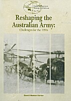 Reshaping the Australian Army: challenges…