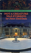 Not a Creature was Stirring by Jane Haddam