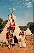 Indians of the Southwest by George Chyka