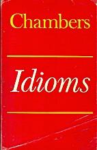 Idioms (English usage) by E. M. Kirkpatrick