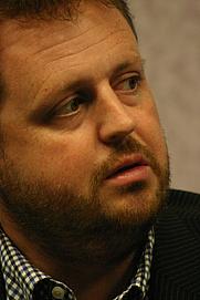 Author photo. Matthew d'Ancona. Photo courtesy Chatham House.