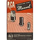 RCA receiving tube manual by Radio…