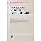 Problemas de Direito das Sociedades: as…