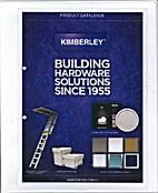 Kimberley: Product Catalogue by Kimberley…