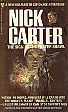 The Sign of the Prayer Shawl by Nick Carter