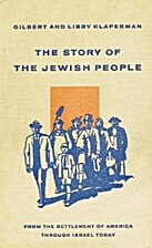The Story of the Jewish people Volume 4 by…