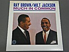 Much In Common [audio recording] by Ray…