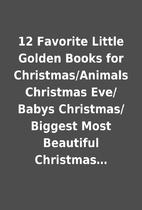 12 Favorite Little Golden Books for…