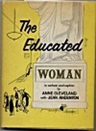 The educated woman in cartoon and caption by…