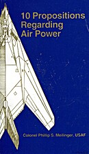10 Propositions Regarding Air Power by…