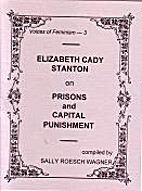 Elizabeth Cady Stanton on prisons and…