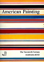 American Painting (v. 2) by Barbara Rose