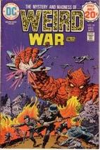 Weird War Tales # 32