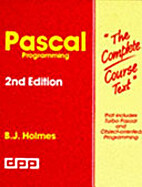 PASCAL Programming (Complete Course Texts)…
