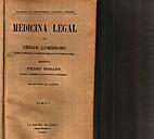 Medicina legal : tomo I by Cesar Lombroso