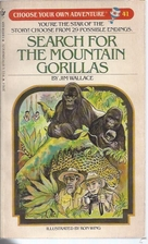 Search for the Mountain Gorillas by Jim…