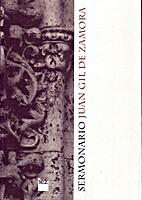 Legende Sanctorum by Juan Gil de Zamora