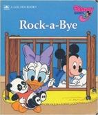Disney Babies Rock-A-Bye: A Golden Board…