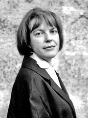 Author photo. Ingeborg Bachmann