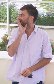 Author photo. Paul Thomas Anderson at Cannes 2002. <br> Photo by <a href=&quot;http://commons.wikimedia.org/wiki/User:Nikita&quot;>Rita Molnár</a>