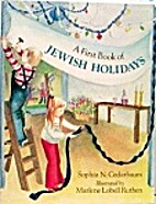 A first book of Jewish holidays by Sophia…