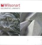 Wilsonart: Decorative Laminate by Wilsonart…