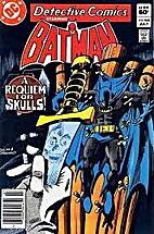 Detective Comics #528 (July) (A Requiem for…
