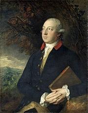 Author photo. Portrait of Thomas Pennant (1726-1798) by Thomas Gainsborough