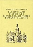 Das Neue Palais in Bückeburg im Werk des…