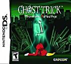 Ghost Trick: Phantom Detective {Video Game}…
