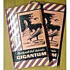 Gigantum fantasztikus regény by Eberhardt…