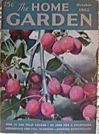 The Home Garden Volume 20 Number 04 1952…