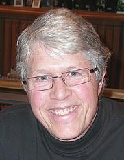 Author photo. John Burlinson, Jan. 19, 2008