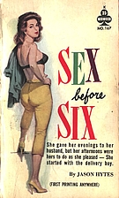 Sex before Six by Jason Hytes