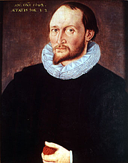 Author photo. Thomas Harriot. Wikimedia Commons.