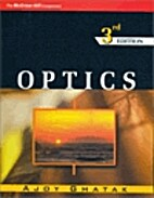 Optics by Ghatak