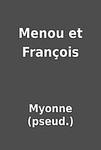 Menou et François by Myonne (pseud.)
