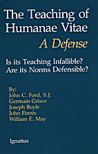 The Teaching of Humanae vitae : a defense by…