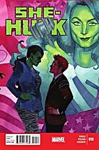 She-Hulk #10 by Charles Soule
