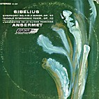 Sibelius Symphony 4 / Tapiola Boston…