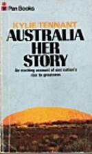 Australia: Her Story by Kylie Tennant
