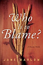 Who Is to Blame? A Russian Riddle by Jane…