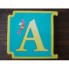 Sesame Street ABCs Aa: Big Bird's Adventures…