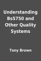Understanding Bs5750 and Other Quality…
