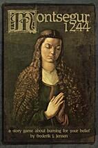 Montsegur 1244 by Frederik J. Jensen