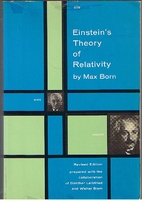Einstein's Theory of Relativity by Max Born
