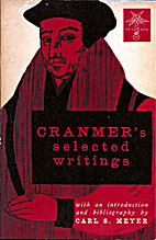 Cranmer's selected writings by Thomas…