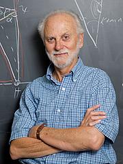 Author photo. George Greenstein, Amherst College