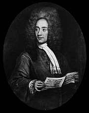Author photo. Tomaso Albinoni (1671-1751), from Wikimedia Commons